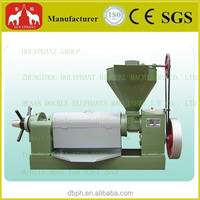 6YL-130 Sunflower small cold press oil machine from Chinese Manufacturer