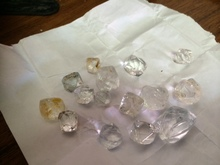 ROUGH DIAMONDS AND LOOSE CUT POLISH DIAMONDS FOR SELL