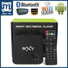 Support Blu-ray ISO format video S805 Quad Core android media player