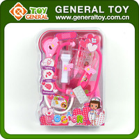 Kids Playing Doctor Stories Doctor Set Toy