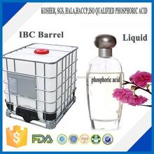 health food and beverage grade raw material phosphoric acid 85