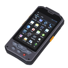 Handheld mobile pc ,barcode scanner with hf rfid