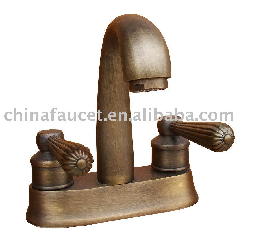 Griferia Para Baño De Bronce:Rustic Bronze Bathroom Faucets