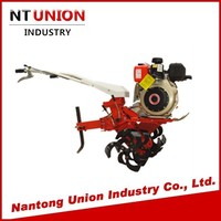 Mini Tractor Use Mini Rotary Diesel Tillers And Cultivators With CE