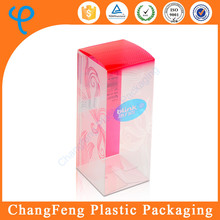 custom designed plastic cheap candy boxes
