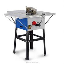 72552 ZHEJIANG JIFA 255mm 1200/1600W professional electric power table saw, miter saw, woodworking machine