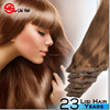 2015 ali express 18 clips remy comfortable human 40 inch hair extensions clip in