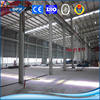 low cost easy to build prefab large span steel structure warehouse factory building
