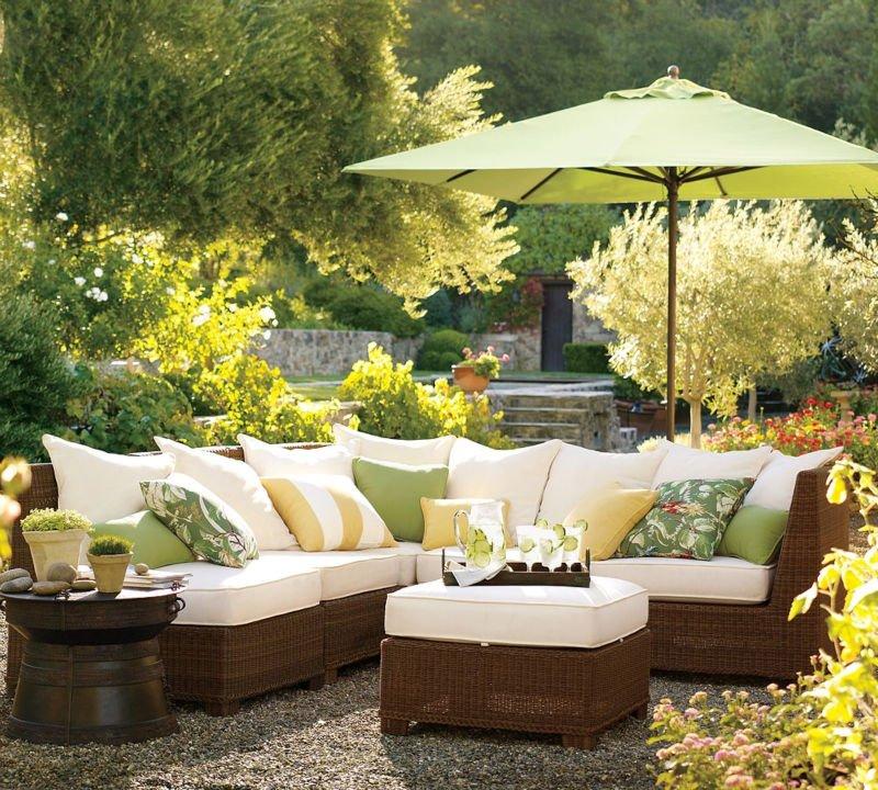Semi circle Sectional Patio Sofa Set garden Sofa Buy