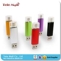 Colorful OTG 8G 16G 32G 64G mobile USB Flash Drive usb Stick Pen drive pendrive smart phone external storage usb memory stick