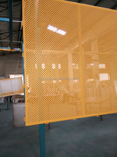 decoration materials/ aluminum perforated sheet /aluminum single panel