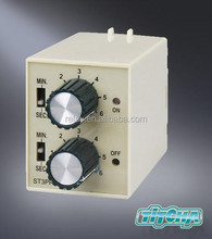 ST3PR Time Relay double set equal to OMRON