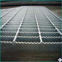 strong and durable hot-dip galvanized serrated stainless steel grating Chain enterprise