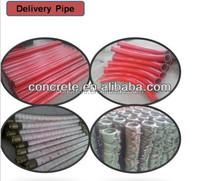 factory supply used concrete pump rubber hose HBTS15-6-22