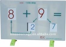 Pratique instrument de pour oral maths