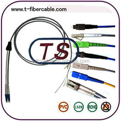 TS Communication Different Type Fiber Connect Jumper Cables