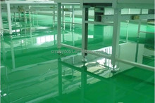 Food Grade Dust Proof Self-Leveling Epoxy Floor Paint Seamless Floor Coating