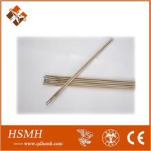 300-450mm length electrode welding supplied by qdhsmh welding electrodes price AWS E310-16 stainless steel rod