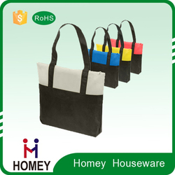 Noval Product Custom Folded Shopper Tote