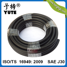 china supplier hydraulic aging resistant synthetic 3/8 inch rubber hose pipe for oil