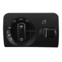 1Pcs Headlight Switch Fog Light Knob Control For Audi A6 4B C5 AVANT S6 4B1941531E 2002-2005