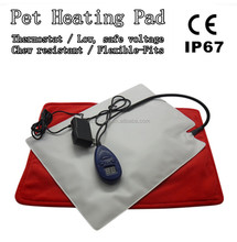 indoor Temperature controller 12V CE Waterproof electric pet heating pad with Thermostat