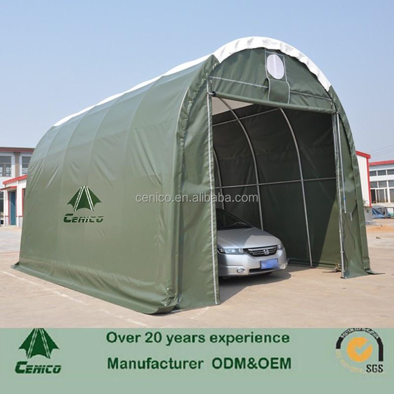 Portable Car Tent : Portable car garage shelter port tent buy