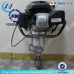 Stainless Steel monitoring well installations environmental handheld drill rig