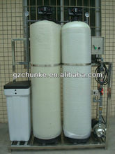 FRP water softner for water treatment that can exchange Mg+ and Ca+