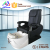 salon resin bowl chocolate pedicure spa chair (KM-S117-3)
