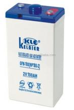Good Quality UPS Battery 2V100AH