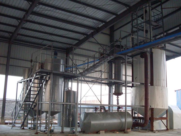 Re leo da refinaria de leo de motor usado reciclagem de for Used motor oil recycling process