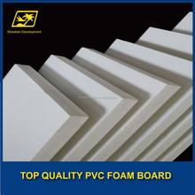 pvc forex sheet iso foam insulation board factory price