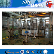 4000BPH carbonated drink of glass filling machine