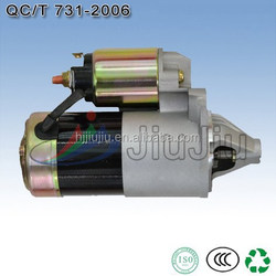rebuilt starter motor for 99 hyundai Sonata OEM: 36100-37210 with factory price