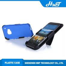 New Arrival hybrid phone case for HTC shock proof mobile phone case for HTC ONE M9 ,3 in 1 shock proof case for HTC