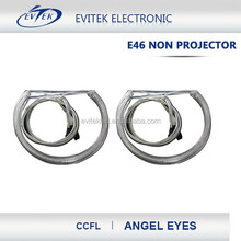 Unique Price Quick Start Universal Led Angel Eyes For Car