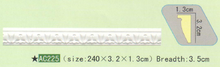 pu cornices/ crown molding / crown moulding- Factory price Good quality