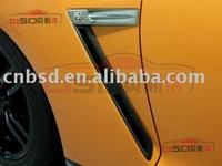 Wide Body Wheel Flare For Nissan GTR R35 Body kit