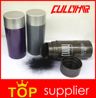 free samples no clump hair growth hair building fiber from the supplier of 180 brands
