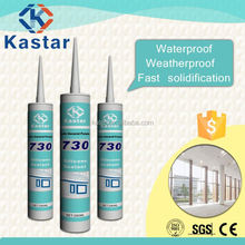 High performance RTV water resistant silicon sealant factory price