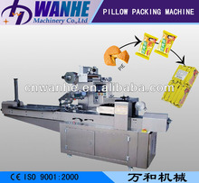 KD-260C Automatic Biscuit Pillow Packing Machine(CE)