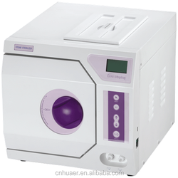 Medical Surgical device horizontal Autoclave Sterilizer 23 L with Printer