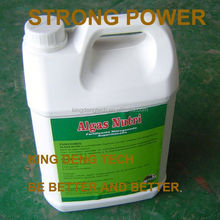liquid foliar spray fertilizer seaweed extract