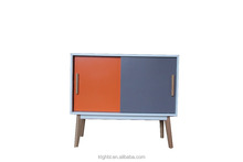 modern MDF sideboard wooden cheap cabinet furniture