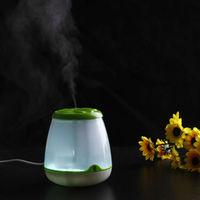 Colorful Mini humidifier /2015 new ultrasonic personal thann aroma diffuser