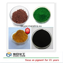 natural and synthetic fe2o3 pigment powder iron oxide red for beton/acid stain concrete