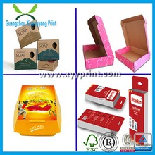 New Design Wholesale Customized food Soap Packaging Box, Gift Box Packaging