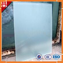 Esmerilado de vidrio esmerilado solo/helado doble
