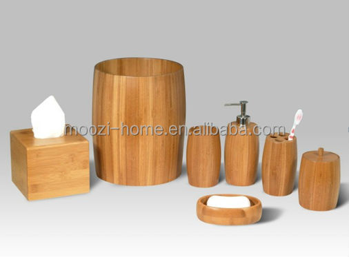 Stunning Badkamer Accessoires Hout Pictures - House Design Ideas ...